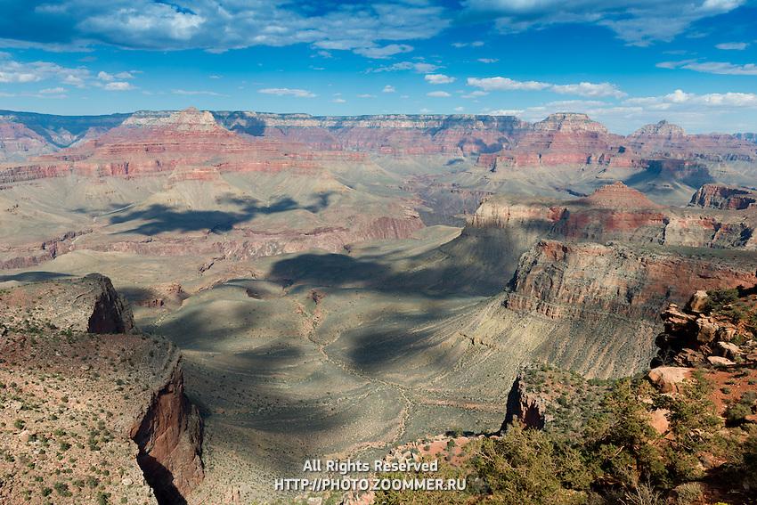 Grand Canyon Landscape, Arizona, USA