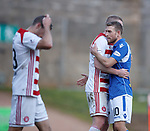 26.10.2019 St Johnstone v Hamilton: David Wotherspoon at full time