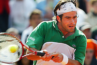 2-6-06,France, Paris, Tennis , Roland Garros, Raemon Sluiter