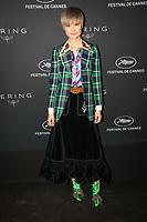 Chris Lee en photocall avant la soiréee Kering Women In Motion Awards lors du soixante-dixième (70ème) Festival du Film à Cannes, Place de la Castre, Cannes, Sud de la France, dimanche 21 mai 2017. Philippe FARJON / VISUAL Press Agency