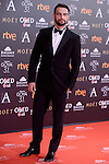 Jesus Castro attends to the Red Carpet of the Goya Awards 2017 at Madrid Marriott Auditorium Hotel in Madrid, Spain. February 04, 2017. (ALTERPHOTOS/BorjaB.Hojas)