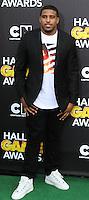 SANTA MONICA, CA, USA - FEBRUARY 15: Bobby Wagner at the 4th Annual Cartoon Network Hall Of Game Awards held at Barker Hangar on February 15, 2014 in Santa Monica, California, United States. (Photo by David Acosta/Celebrity Monitor)