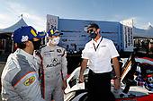 Winners #7 Acura Team Penske Acura DPi, DPi: Helio Castroneves, Ricky Taylor, Tim Cindric