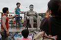 Boryeong mud festival in Boryeong, South Korea