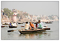 Inde<br /> Varanasi (Bénares)<br /> Le Gange