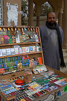 Derna, Libya - Hassan, Vendor of Aromatic Oils and Perfumes
