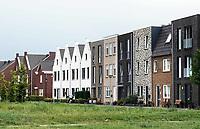 Nederland - Almere- 2019. Wijk Nobelhorst. Nieuwbouw.   Foto Berlinda van Dam / Hollandse Hoogte