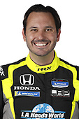 #77 LA Honda World Racing Honda Civic TCR, TCR: Ryan Eversley portrait