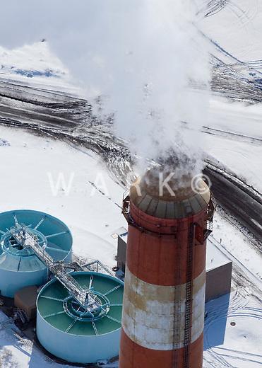 Comanche Power Plant smokestack