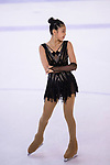 Chae Eun Noh of South Korea competes in Advanced Novice Girls group during the Asian Open Figure Skating Trophy 2017 on August 03, 2017 in Hong Kong, China. Photo by Marcio Rodrigo Machado / Power Sport Images