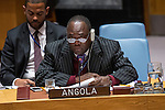 Security Council meeting<br /> The situation in the Middle East<br /> Report of the Secretary-General on the implementation of Security Council resolutions 2139 (2014), 2165 (2014), 2191 (2014) and 2258 (2015) (S/2016/873)