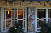 Europe/France/Ile-de-France/78/Yvelines/Chatou: restaurant: La  Maison Fournaise datant du XIX ème, haut lieu des Impressionnistes et du canotage, Renoir y peignit le célèbre: Déjeuner des canotiers [Non destiné à un usage publicitaire - Not intended for an advertising use]