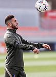 Atletico de Madrid's Koke Resurreccion during training session. February 26,2021.(ALTERPHOTOS/Atletico de Madrid/Pool)