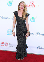 LOS ANGELES, CA, USA - JULY 19: Cat Deeley arrives at the 4th Annual Celebration Of Dance Gala Presented By The Dizzy Feet Foundation held at the Dorothy Chandler Pavilion at The Music Center on July 19, 2014 in Los Angeles, California, United States. (Photo by Xavier Collin/Celebrity Monitor)