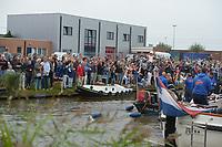 ZWEMMEN: FRYSLÂN: 19-08-2018, Elfstedenzwemtocht, Maarten van der Weijden, Bolsward, ©foto Martin de Jong