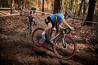 Alicia Franck (BEL/Proximus-Alpha Motorhomes)<br /> <br /> UEC Cyclocross European Championships 2020 - 's-Hertogenbosch (NED)<br /> <br /> Elite Women's Race<br /> <br /> ©kramon
