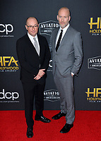 LOS ANGELES, USA. November 04, 2019: Christopher Markus & Stephen McFeely at the 23rd Annual Hollywood Film Awards at the Beverly Hilton Hotel.<br /> Picture: Paul Smith/Featureflash