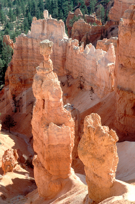 Thors Hammer in Bryce Canyon National Park in Utah.