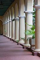 Cuba, Havana.  Convent of Santa Clara, founded 1644.  Old Havana.