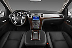 Cadillac SUV 2007 - 2014 Escalade ESV Premium Straight dashboard view