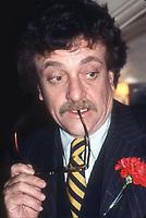Kurt Vonnegut 1978<br /> Photo By Adam Scull/PHOTOlink.net /MediaPunch