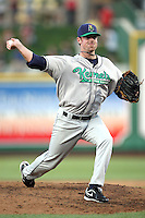 Cedar Rapids Kernels Mike Kenney during the Midwest League All Star Game at Parkview Field in Fort Wayne, IN. June 22, 2010. Photo By Chris Proctor/Four Seam Images