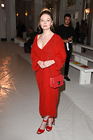 Nell Hudson<br /> at the Jasper Conran SS18 Show as part of London Fashion Week, London<br /> <br /> <br /> ©Ash Knotek  D3308  16/09/2017