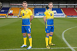 St Johnstone FC 2020-21 Away Kit