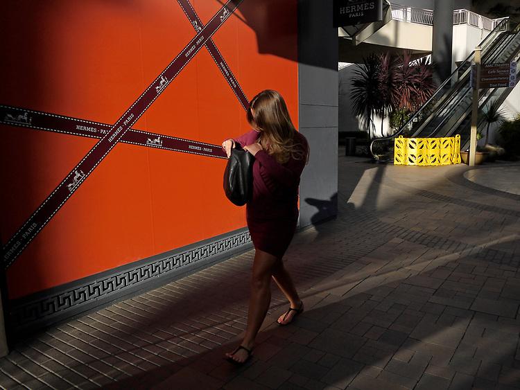 Hermes, Fashion Valley Mall, San Diego, 2014