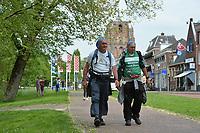 WANDELSPORT: SLOTEN: 12-05-2018, Elfstedenwandeltocht, Dokkum-Leeuwarden, ©foto Martin de Jong