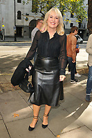 """Nicki Chapman at the """"Tina: The Tina Turner Musical"""" Refuge gala performance, Aldwych Theatre, Aldwych, on Sunday 10th October 2021, in London, England, UK. <br /> CAP/CAN<br /> ©CAN/Capital Pictures"""