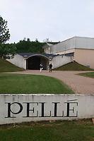 Winery building. Domaine Henry Pelle, Menetou Salon, Loire, France