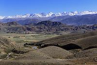 Terskey Ala Too-Berge (Tianshan), Kirgistan, Asien<br /> TErskey Ala Too Mountains (Tianshan), Kirgistan, Asia