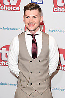 Kieron Richardson<br /> arriving for the TV Choice Awards 2017 at The Dorchester Hotel, London. <br /> <br /> <br /> ©Ash Knotek  D3303  04/09/2017