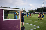 Welwyn Garden City FC 2 Didcot Town 1, 18/08/2018. B.P.Mitchell Stadium, Southern League Division One Central. Photo by Simon Gill.