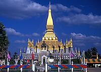 Pha That Luang (Great Sacred Stupa)