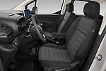 Front seat view of 2021 Opel Combo-Life XL-Edition 5 Door Minivan Front Seat  car photos