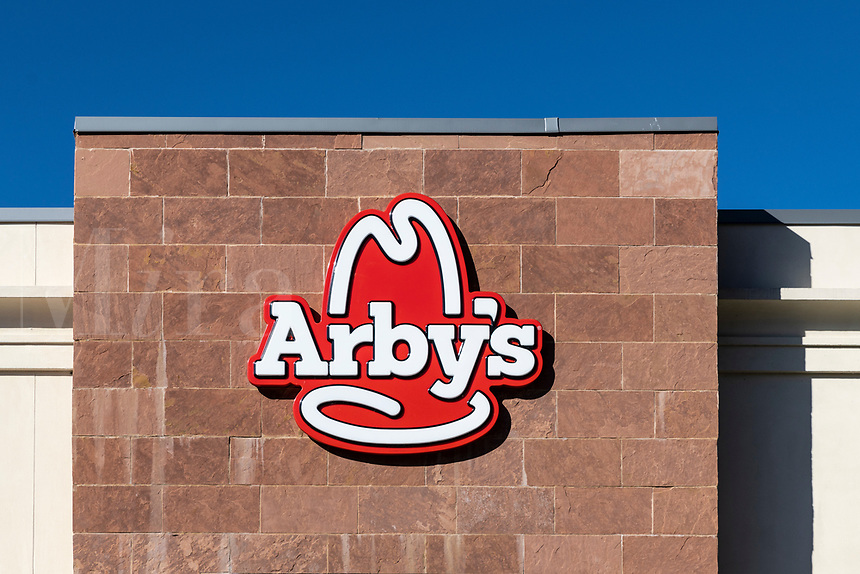 Arby's fast food restaurant.