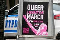NYC Pride parade bans police from marching until 2025