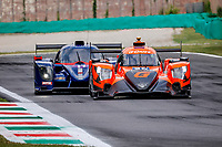 8th July 2021, Monza, Italy;   25 Falb John usa, Andrade Rui prt, Fittipladi Pietro bra, G-Drive Racing, Aurus 01 - Gibson during the 2021 4 Hours of Monza practise before the  4th round of the 2021 European Le Mans Series