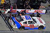 NASCAR XFINITY Series<br /> Food City 300<br /> Bristol Motor Speedway, Bristol, TN USA<br /> Friday 18 August 2017<br /> Matt Tifft, MSC Toyota Camry<br /> World Copyright: Nigel Kinrade<br /> LAT Images