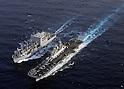 U.S. Navy ships Deploy for Humanitarian Efforts in Libya
