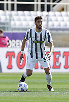 Rodrigo Bentancur of Juventus  during the  italian serie a soccer match,Fiorentina - Juventus at  theStadio Franchi in  Florence Italy ,