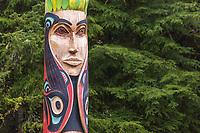 Sitka National Historic Park, Sitka, Alaska.