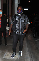 T Pain Spotted at Catch in Hollywood