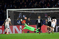 Penalty de Marcus Rashford (Man Utd) vs BUFFON Gianluigi (PSG) <br /> Parigi 6-03-2019 <br /> Paris Saint Germain - Manchester United <br /> Champions League 2018/2019<br /> Foto JB Autissier / Panoramic / Insidefoto