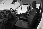 Front seat view of 2021 Ford Transit 350-XLT 5 Door Passenger Van Front Seat  car photos