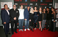 WEST HOLLYWOOD, CA - SEPTEMBER 13: Cast, at the LA Premiere Screening Of I Love Us at Harmony Gold in West Hollywood, California on September 13, 2021. Credit: Faye Sadou/MediaPunch