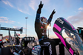 Antron Brown, Matco Tools, top fuel, victory, celebration