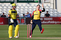 Sam Cook in bowling action for Essex during Essex Eagles vs Hampshire Hawks, Vitality Blast T20 Cricket at The Cloudfm County Ground on 11th June 2021